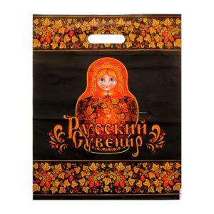 """Пакет Матрёшка """"Русский сувенир"""" 31500"""