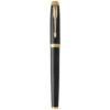 Перьевая ручка Parker IM Premium - Black GT 1931646 34552