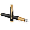 Перьевая ручка Parker IM Premium - Black GT 1931646 34553