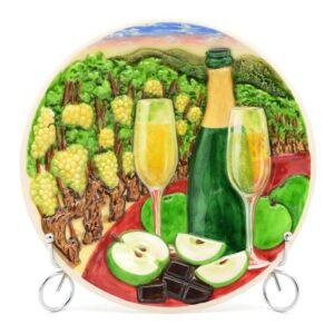 Тарелка Кубанское вино 50251