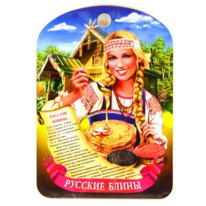 Доска Русские блины 42691