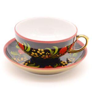 Чайная пара (Хохлома) 48702