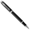 Перьевая ручка Parker IM Core - Black CT 1931644