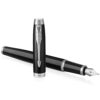 Перьевая ручка Parker IM Core - Black CT 1931644 34113
