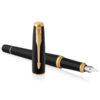 Перьевая ручка Parker Urban Core - Muted Black GT 1931593 39986