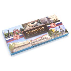 Шоколад горький Краснодар 100 г. 44511