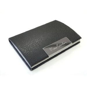 Визитница Pierre Cardin PC1140-N, кожа, цвет чёрный 56461