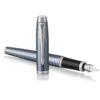 Перьевая ручка Parker IM Core - Light Blue Grey CT 1931648 42126